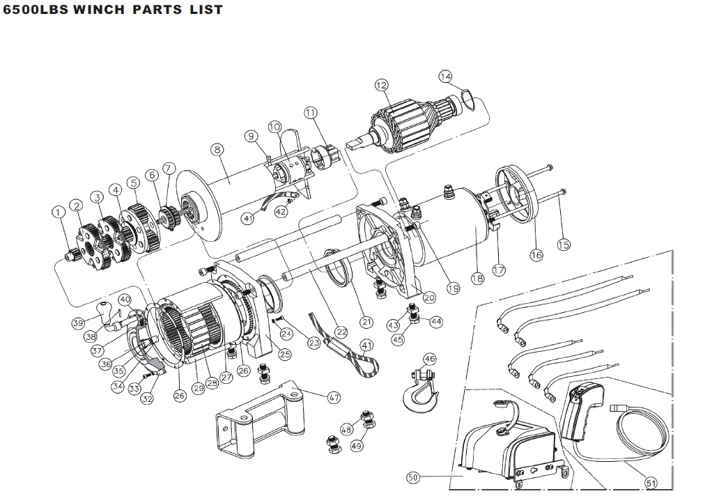 winch solenoid wiring diagram besides warn winches warn